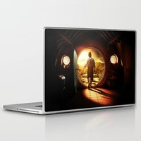 the lord of the rings Laptop & iPad Skins featuring THE LORD OF THE RINGS by September 9