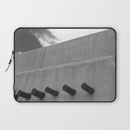Shapes of Adobe Architecture Laptop Sleeve