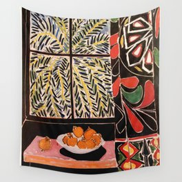 Matisse Exhibition poster 1979 Wall Tapestry