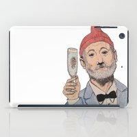 zissou iPad Cases featuring Zissou by The A B Project