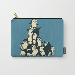Gunter Penguins Carry-All Pouch