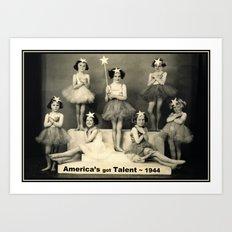 America's got talent ~ 1944