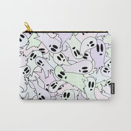 pastel ghosts Carry-All Pouch