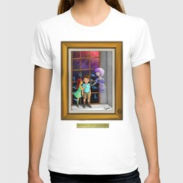 The Hands Can't Resist Him T-shirt