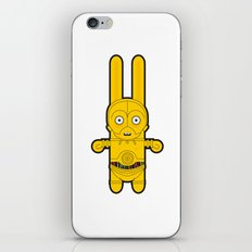 Sr. Trolo / C3PO iPhone & iPod Skin