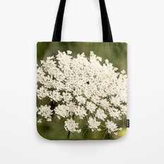 Bishop's Lace Flower Tote Bag