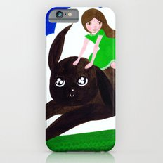 Rabbit Girl Slim Case iPhone 6s