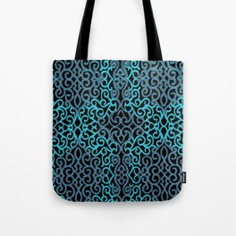 celtic blue Tote Bag