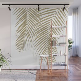 Summer Palm Leaves #1 #tropical #decor #art #society6 Wall Mural