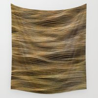 dune Wall Tapestries featuring Desert Soul by Puddingshades
