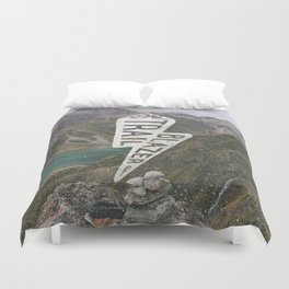 Trail Blazer Duvet Cover