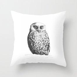 Morpork Throw Pillow
