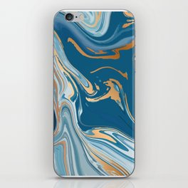 liquid cocaine iPhone Skin