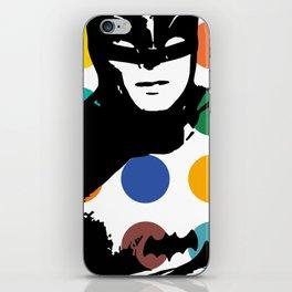Pop Bat #1 iPhone Skin