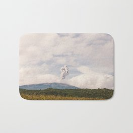 Under The Volcano Bath Mat