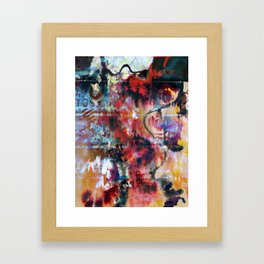 Webster Avenue and Bowery Framed Art Print