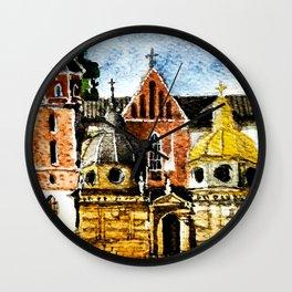 Wawel Wall Clock