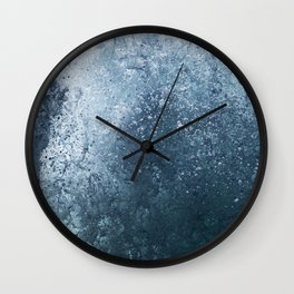 Atlantic Spray Wall Clock
