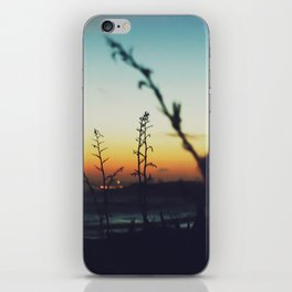 Away from the city iPhone Skin