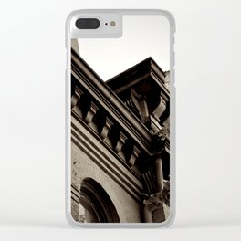 Lone Birdie Clear iPhone Case
