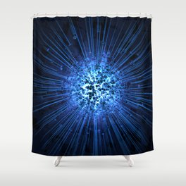 Containment Shower Curtain