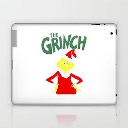 The Grinch Laptop & iPad Skin
