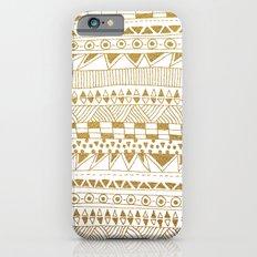 Fun (gold version) iPhone 6s Slim Case