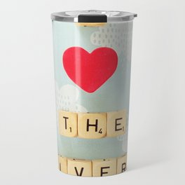 I Heart The Universe Travel Mug