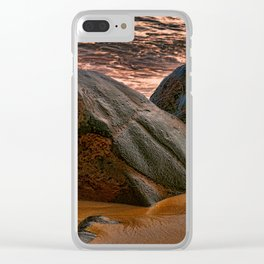 By the Ocean 5 Clear iPhone Case