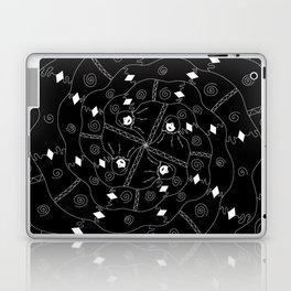 Swirling Laptop & iPad Skin
