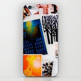 True Vintage Style iPhone Skin
