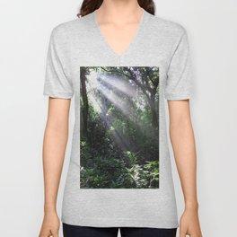 Rainforest Unisex V-Neck