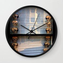 An Even Dozen Wall Clock