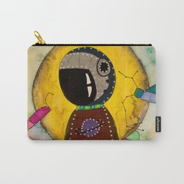 Spatial Mermaid Carry-All Pouch