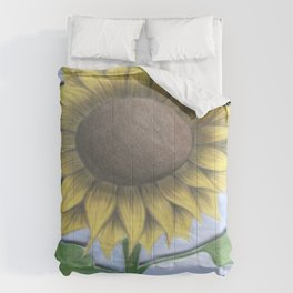 Stacy's Sunflower Comforters