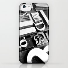 Metalpress iPhone 5c Slim Case