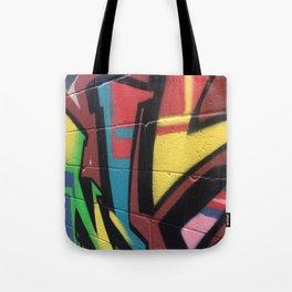 Graff Alley Tote Bag