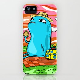 Sandwich Time iPhone Case