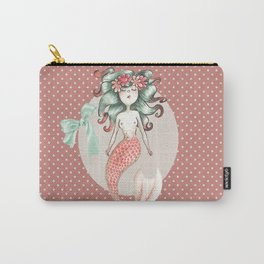 Mermaid Carry-All Pouch