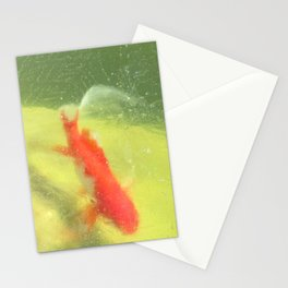 Life under the Ice Stationery Cards