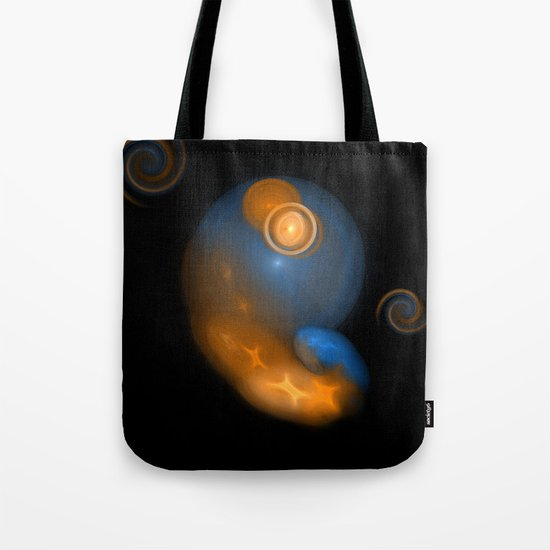 The Last Comet Tote Bag