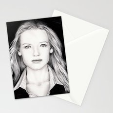 ANNA TORV - OLIVIA DUNHAM Stationery Cards