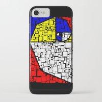 fibonacci iPhone & iPod Cases featuring Plasticized Fibonacci Pure by AMO Design