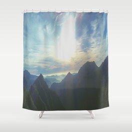 Visual Peace Shower Curtain