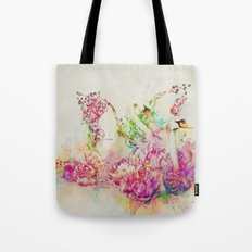 Untitled Melodies Tote Bag