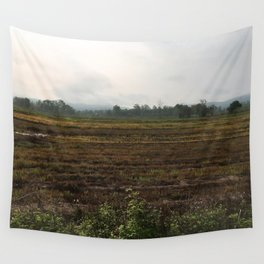 The countryside landscape in Thailand Wall Tapestry