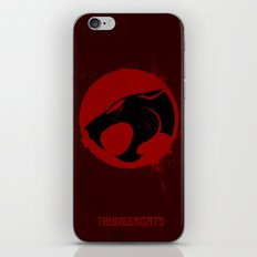 thundercat iPhone & iPod Skin
