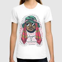 ScHoolboy Q x Black Hippy T-shirt