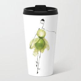 Edible Ensembles: Green Tomatillo Travel Mug