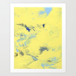 Sprinkled with Butter Art Print